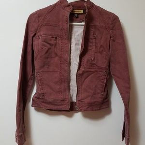 Bebe Denim Jacket XS